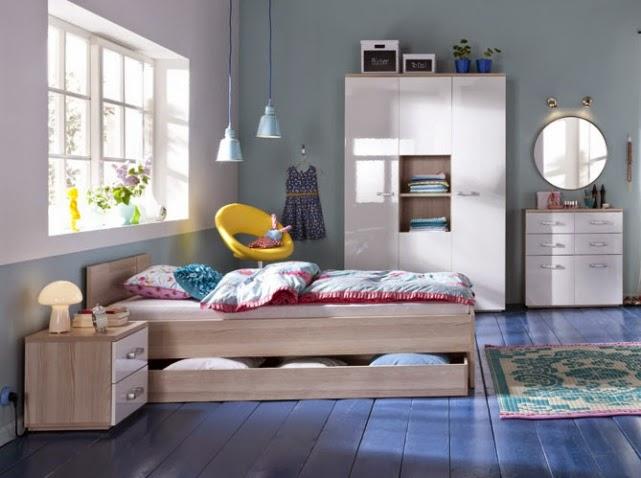 10 belles d corations de chambres d 39 enfants avec 10 belles for Position lit dans une chambre