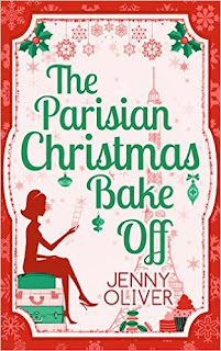 French Village Diaries bookworm advent calendar review The Parisian Christmas Bake Off Jenny Oliver