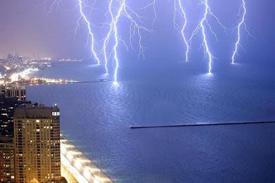 Titulo de la foto : Tormenta eléctrica