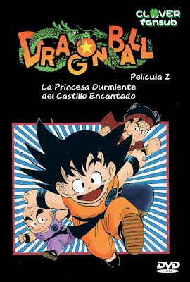 Dragon Ball: La Princesa Durmiente Del Castillo Encantado – DVDRIP LATINO