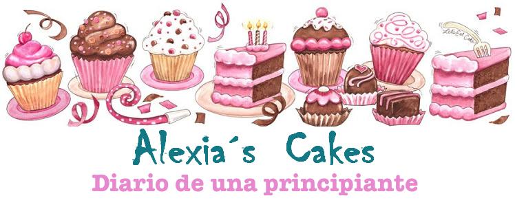 Alexia's Cakes: Diario de una principiante