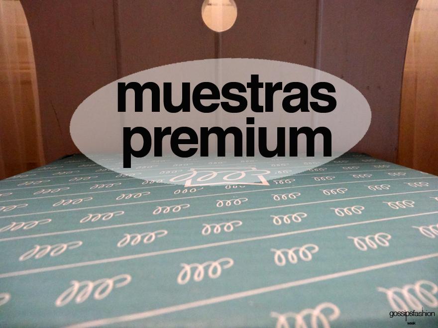 las cajas de muestras premium