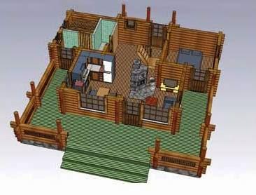 contoh rencana anggaran biaya rumah kayu desain rumah kayu adat jawa desain rumah kayu bugis desain rumah kayu bertingkat model rumah kayu bongkar ... & 20 Contoh rumah kayu | Contoh Rumah Minimalis