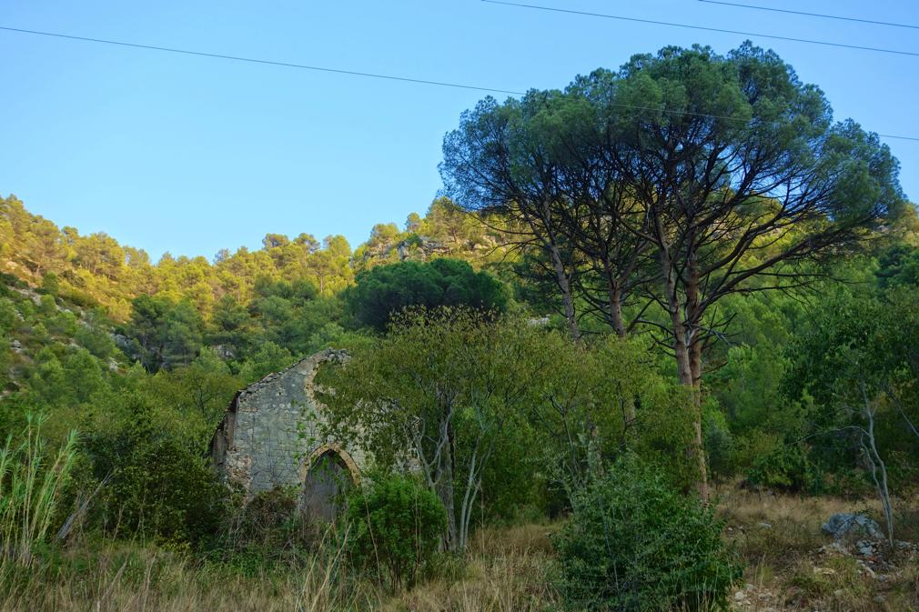 Racó del Duc. Capella o ermita de la Immaculada
