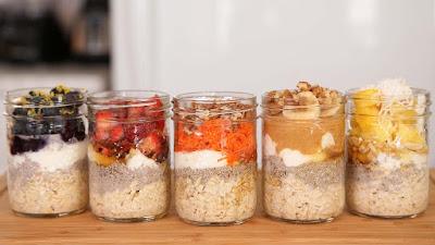 overnight-oat-cara-cepat-kurus