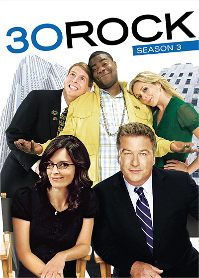 30 Rock: Season Three movie
