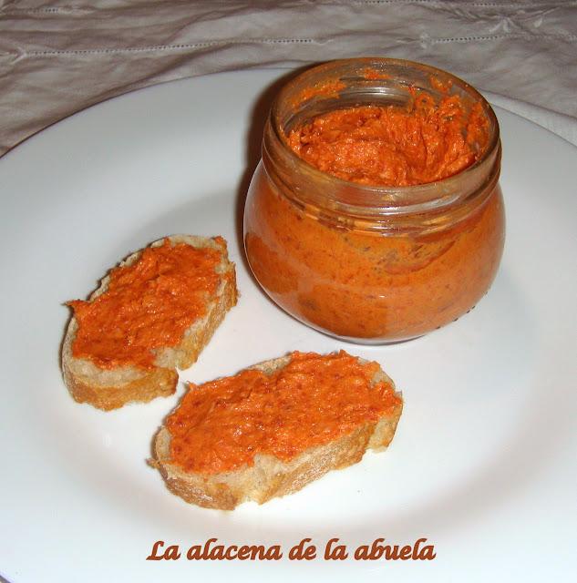La alacena de la abuela carmen pat de chorizo - Cocina casera de la abuela ...