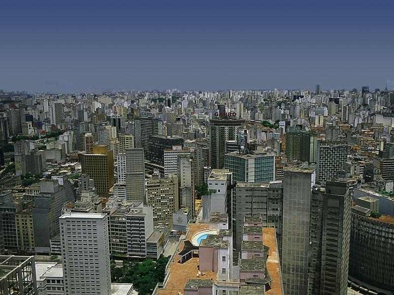 Сао Пауло - Бразилия