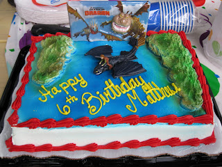 How To Train Your Dragon Cake Walmart