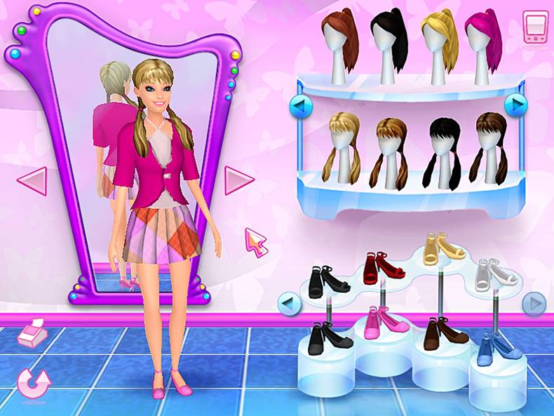 barbie fashion show an eye for style ~ Free PC Games