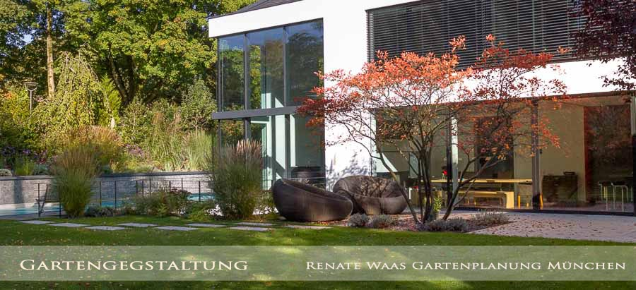 Garten Modern Gestalten   Muenchen