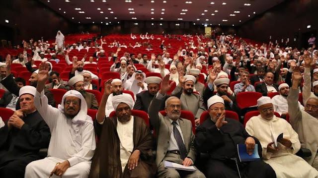 """""""Wajib Dukung Turki"""" Persatuan Ulama Sedunia Keluarkan Fatwa"""