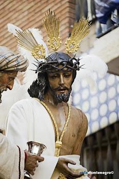 X Estación. Jesús llega al Gólgota para ser crucificado