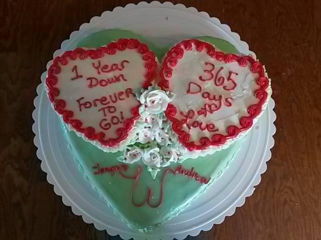 Cakes by brenda great falls montana tonya anniv