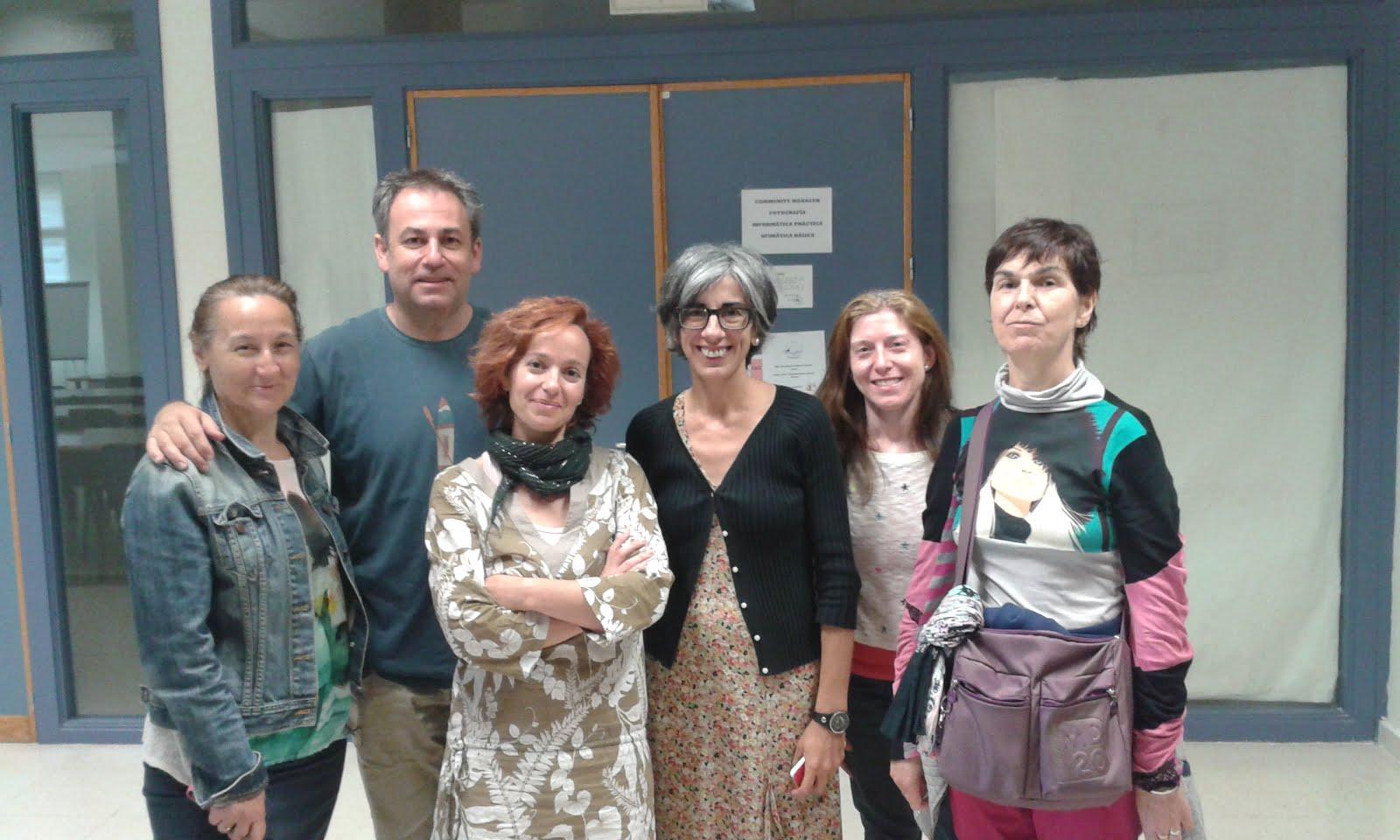 Encuentro en AMEM/SFCDI de Madrid