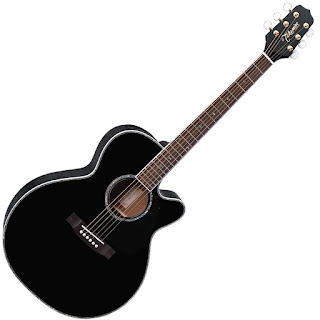 guitarra electroacustica Takamine EG541DLX