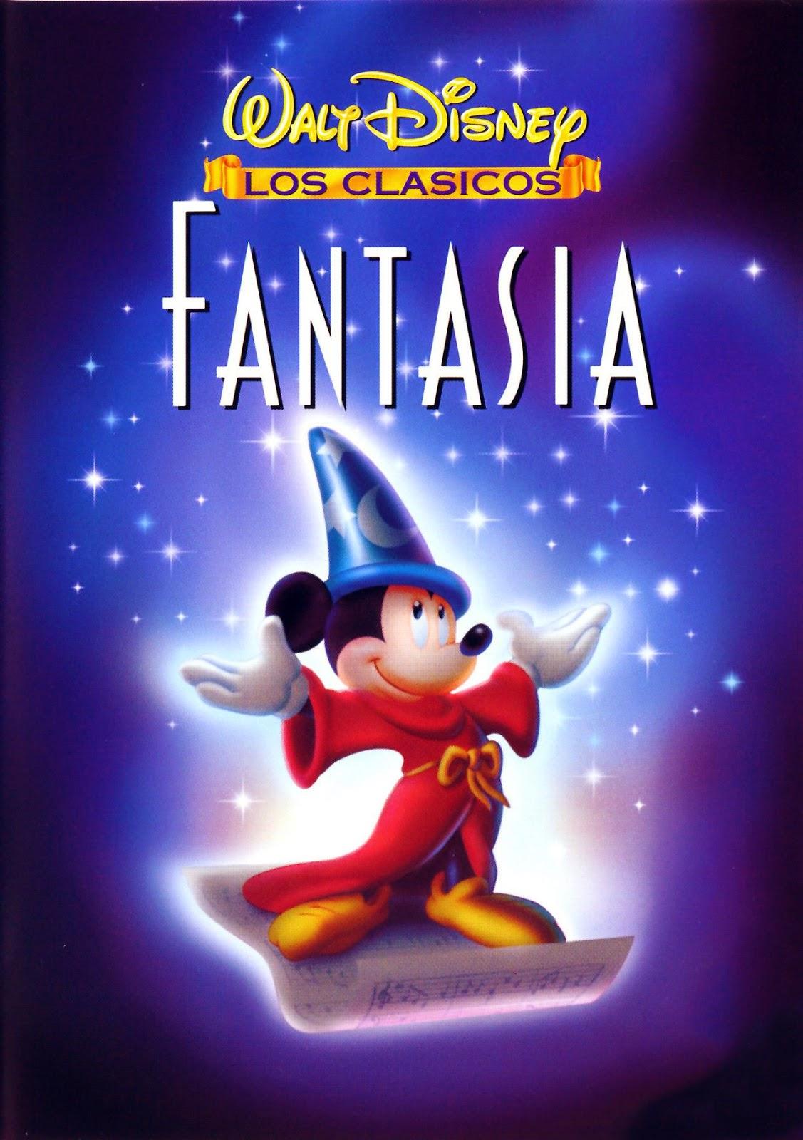 Fantasia [1940] [DVDRip] [Latino]