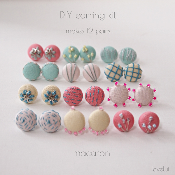 DIY Earring Kit lovelui