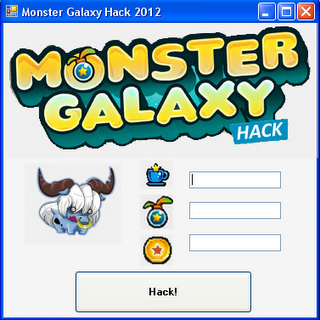 monster galaxy hack