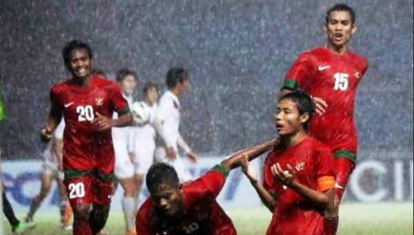 Hasil Pertandingan Indonesia vs Korea Selatan 3 - 2