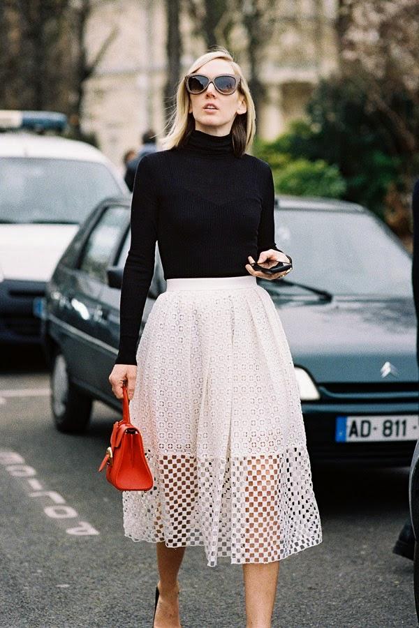 Vanessa Jackman Paris Fashion Week Aw 2014 Jane