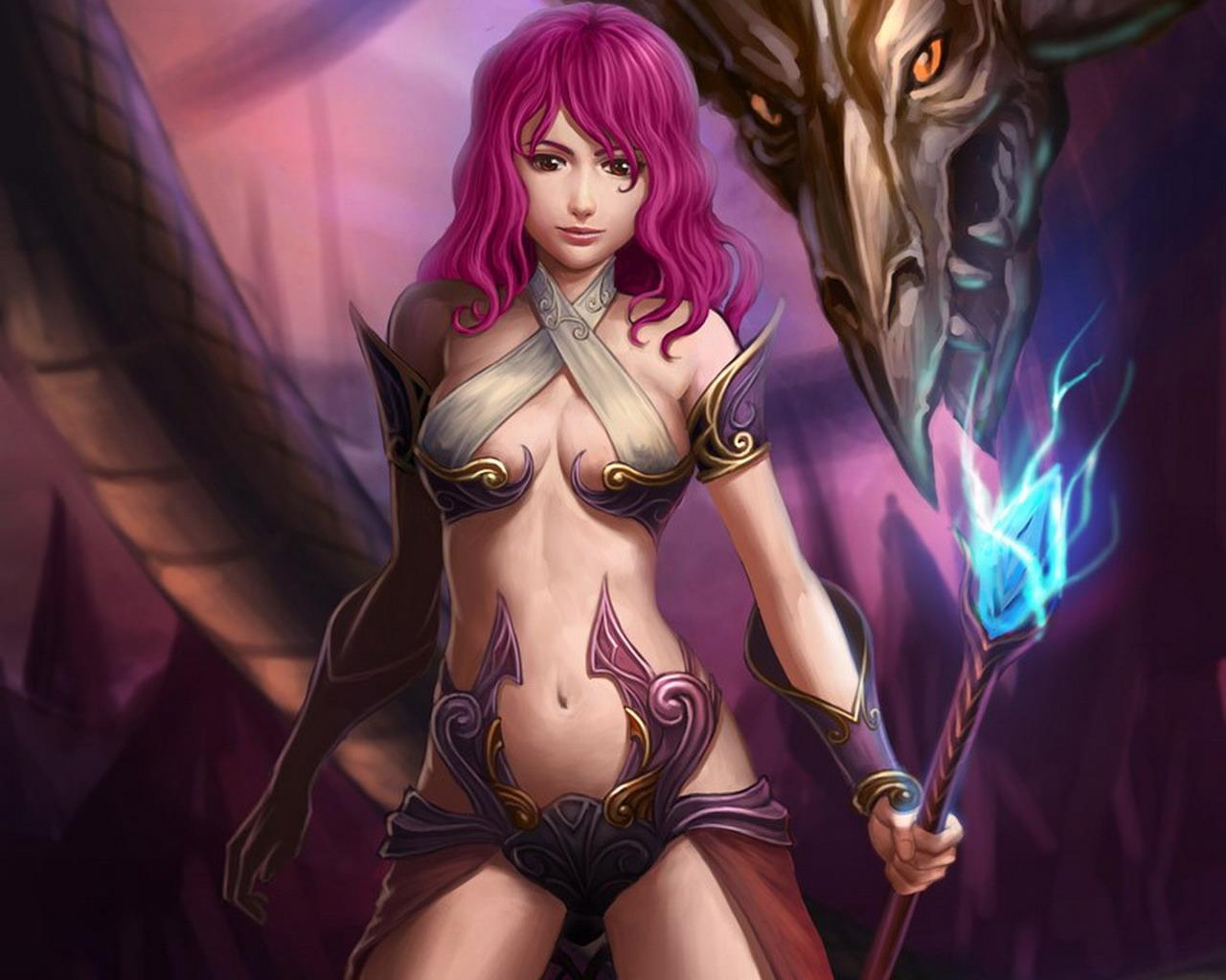 Nude fantasy mage sex movies