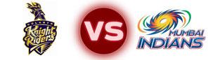 KKR vs MI