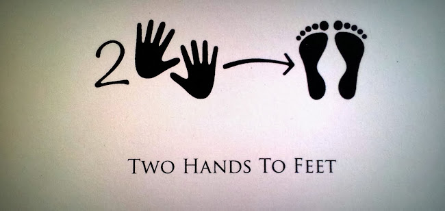 Two Hands to Feet