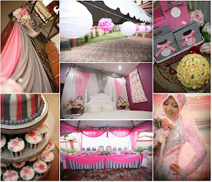Her Reception (Pink & Grey)