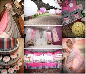 Her Reception (Pink & Grey)
