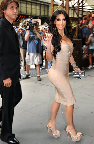 Yanisells Blog Kim Kardashian 39s Wedding Was A Huge And Noisy