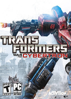 Transformers: War for Cybertron PC Cover