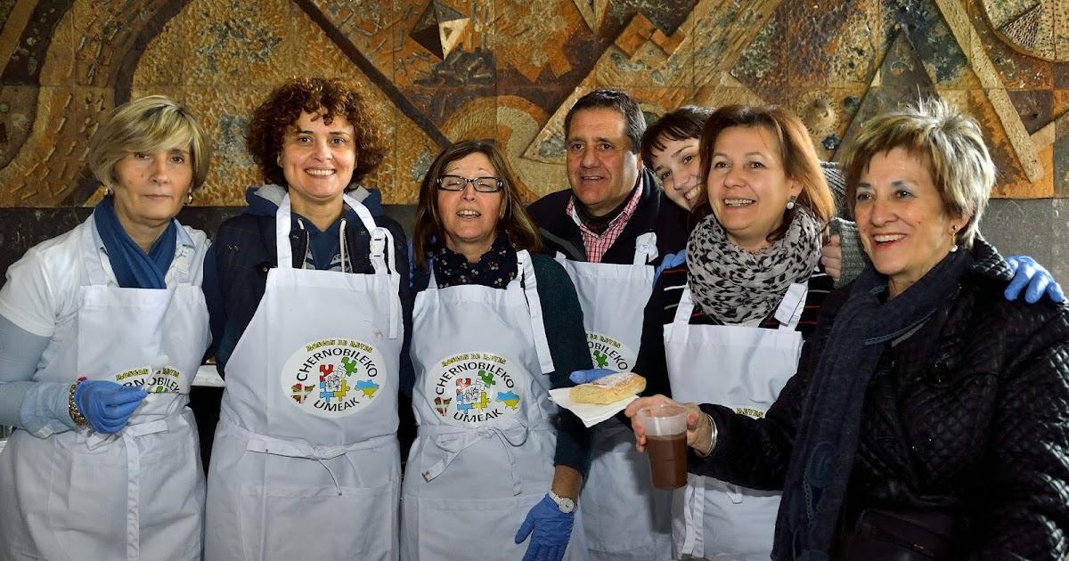 Chernobileko umeak rosc n solidario de chernobileko umeak - Sukalde portugalete ...