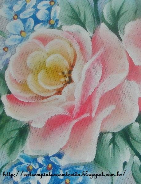 Dibujos de FLORES para pintar una rosa para imprimir - Imagenes De Rosas Para Pintar