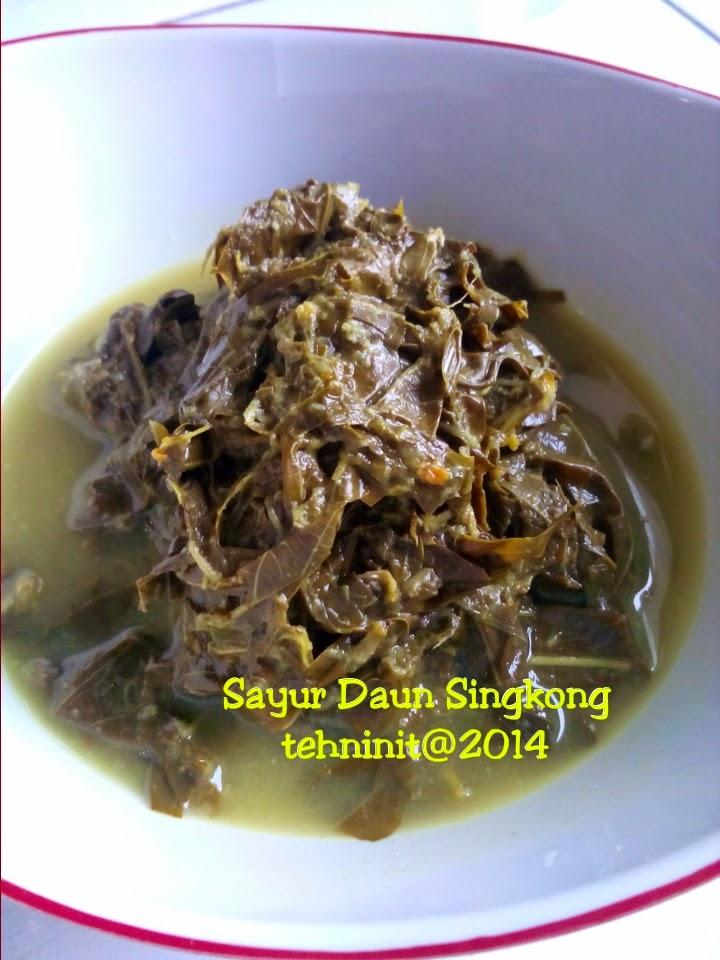 sayur-santan-daun-singkong