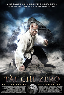 Tai Chi Zero (2012) WEBRip 720p 500Mb Free Movies