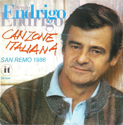 Sanremo 1986 - SERGIO ENDRIGO - CANZONE ITALIANA