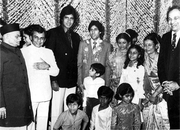 Email This BlogThis  Share to Twitter Share to Facebook Share to    Amitabh Bachchan Marriage Photos