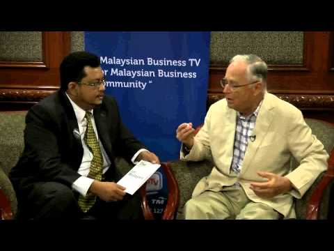 Bicara DIRHAM bersama Billionaire Hugo Salinas