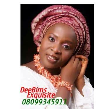 Mrs Abimbola Adesanya