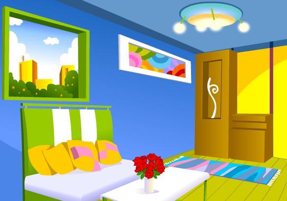 Играть онлайн игры дизайн комнаты