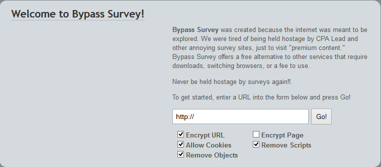 Surveybypass