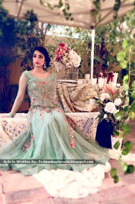 Pakistani Formal Dresses Collection 2015 By Nargis Hafeez
