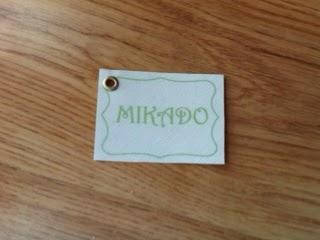 mikado, mikado game, handmade cover