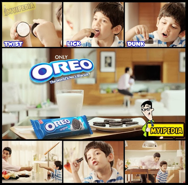 LU Oreo TVC 2013 Father & Son