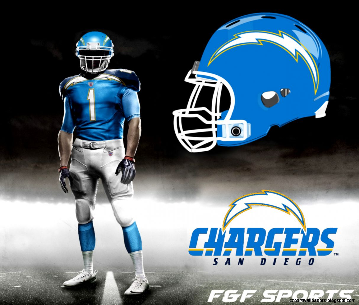 NFL Uniform Concept – FF Sports