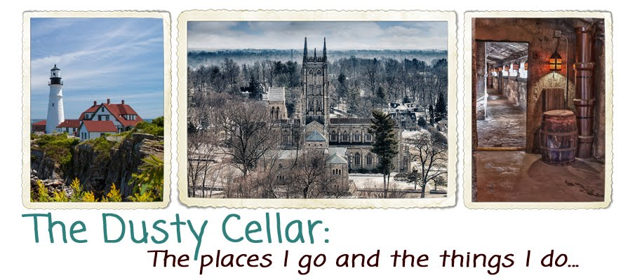 The Dusty Cellar (The Things I Do, The Places I Go)