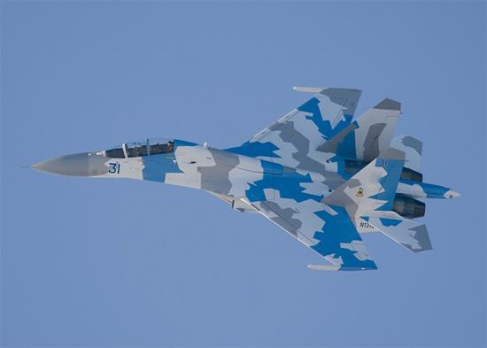 Su-27 Superiority Fighter Aircraft