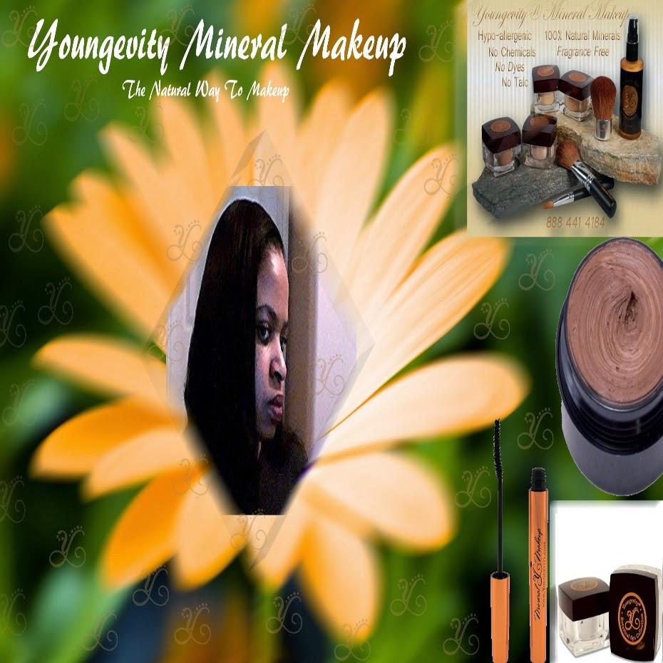 Makeup|Organic Mineral Makeup