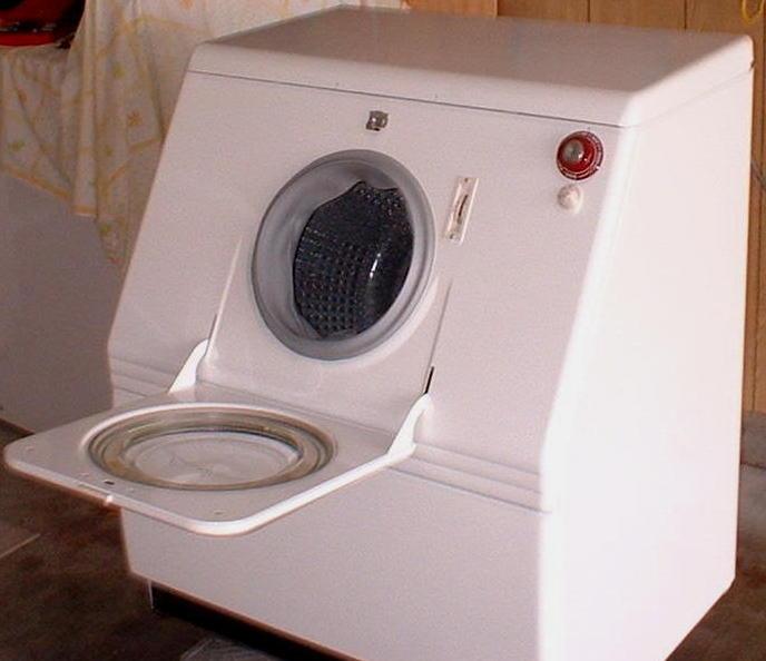 westinghouse front loading washing machine